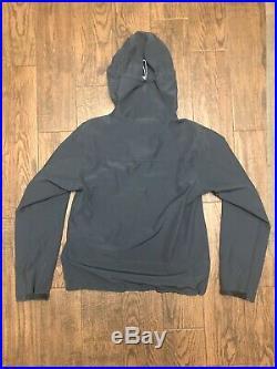 $220 Rab Baltoro Alpine Soft Shell Polartec Power Shield Mens Jacket Beluga L