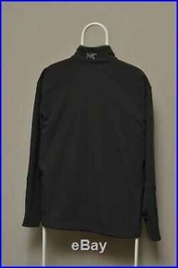 ARC'TERYX Men's Grey Polartec Softshell Jacket Size L