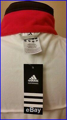 Adidas Motorsport Men Softshell Jacket Nib Large