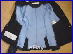 Animo Lasal Ladies Softshell Competition Show Jacket navy blue I 38 UK 6
