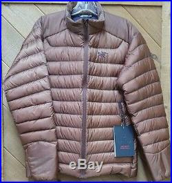 Arc'teryx Cerium LT Jacket Loam Medium