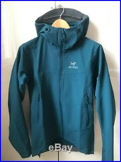 Arc'teryx Gamma LT Softshell Men's Jacket Small 2019 NEW