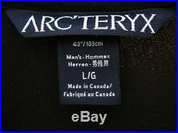Arc'teryx LEAF Bravo jacket, Large, 1st gen. Made in Canada 1st SFOD-D (A), DEVGRU