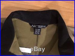 Arc'teryx LEAF DRAC Soft Shell Jacket Mens 2XL XXL Gamma MX Beta Atom