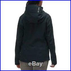 Arc'teryx Ravenna Jacket Gore-Tex Waterproof Women Black M 17968 Ski MSRP $725