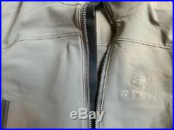 Arcteryx Arc'teryx Gamma light LT soft-shell jacket in Tan Size Medium