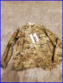 Arcteryx LEAF Multicam softshell combat jacket XL new with tags