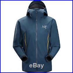 Arcteryx Sabre Jacket Men's XXL Blue Moon NWT Whiteline MSRP $625