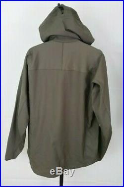 Arcteryx Size XL Gamma MX Hoody Hoodie Jacket Cast Iron Mens NWT
