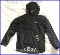 Arcteryx Zeta Sl Mens Large Black Gore-tex Jacket Shell