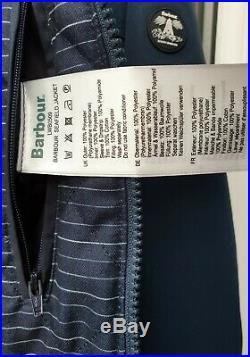 BNWT Barbour Womens Seafield Waterproof Jacket Coat UK10 LWB0509 rrp£220