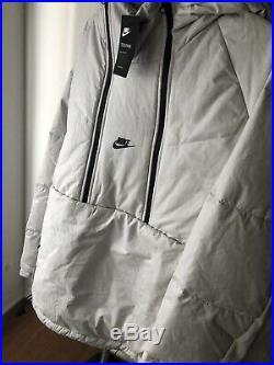 BNWT Nike Sportswear Tech Pack Jacket Anorak Light Bone 4xl Sports