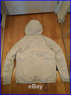 BNWT Nike Sportswear Tech Pack Jacket Anorak Light Bone large Sports 928885-072