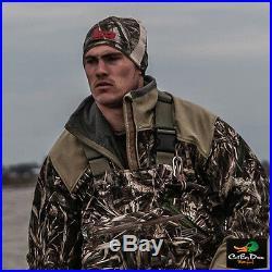 Banded Gear Soft-shell Utility Jacket Full Zip Coat Realtree Max-5 Camo Large