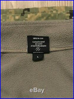 Beyond Clothing AOR2 Cold Fusion Lvl 5 PCU Soft Shell Jacket SOF NSW DEVGRU SEAL