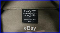 Beyond Clothing Desert Camo Soft Shell Jacket 2XL