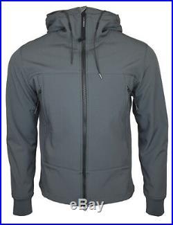 CP Company Grey Soft Shell Goggle Jacket BNWT RRP £325