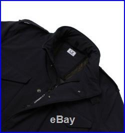CP Company Navy Soft Shell M-65 Field Jacket