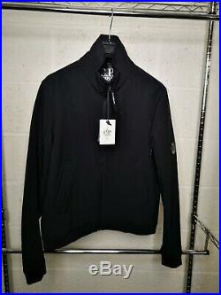 CP Company Soft Shell Goggle Lens Jacket In Black