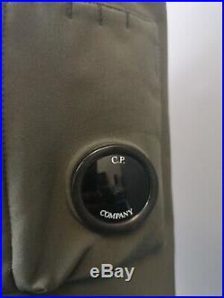 CP Company Soft Shell Lens Jacket Medium