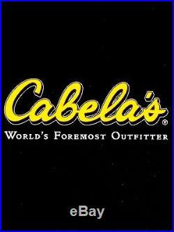 Cabela's Men's Upland Tan Blaze Windshear Waterproof Softshell Hunting Jacket
