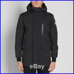 Canada Goose Selwyn Jacket Mens Small 2902MZ Black $550