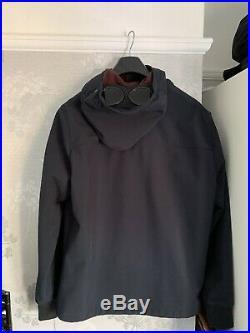 Cp company soft shell goggle jacket XL