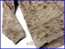 DGII AOR1 Beyond Cold Fusion Tactical Soft Shell Jacket XL US Navy SEAL DEVGRU