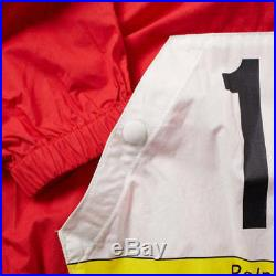 DS NEW Polo Ralph Lauren 1992 Stadium Windbreaker Shell Jacket RL67 P Wing Red L