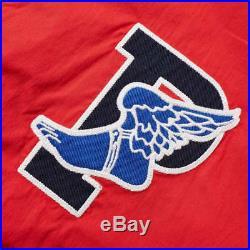 DS NEW Polo Ralph Lauren 1992 Stadium Windbreaker Shell Jacket RL67 Wing Red XL