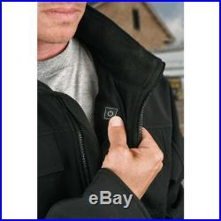 DeWalt DCHJ060ABB-M 20V Black Soft Shell Heated Jacket (Jacket Only) M New