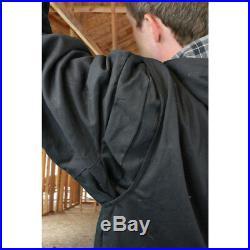 DeWalt DCHJ076ABB-L 20V Black Heavy Duty Heated Work Coat (Jacket Only) L New