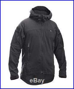 FIRSTSPEAR Black Wind Cheater Medium M Hooded Jacket Soft Shell Breaker Med