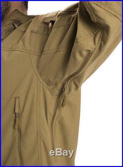 FIRSTSPEAR Ranger Green Wind Cheater Small S Hooded Jacket Soft Shell Breaker