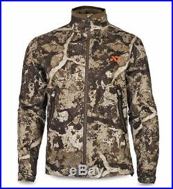 First Lite North Branch Soft Shell Hunting Jacket And Bibs-XL
