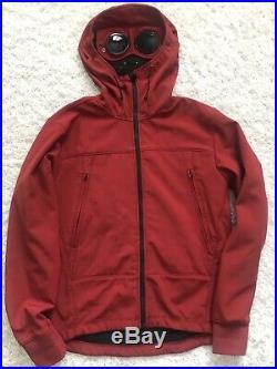 Genuine! Cp Company Soft Shell Mille Miglia Goggle Jacket Xl L 50 52 22ptp