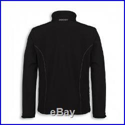Genuine Ducati Windproof Jacket / Softshell by Rev'it size L 981030805