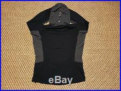 Haglofs Couloir II Gore tex Recco Soft Shell Jacket Black L / Large RRP £450