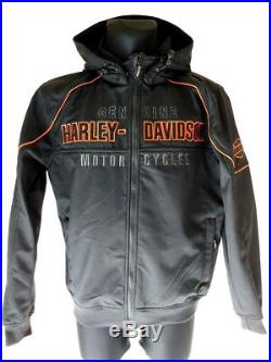 Harley Davidson Idyll Performance Soft Shell Jacke Jacket 98555-15VM