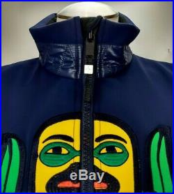 JC de Castelbajac Rossignol Womens Jacket Size Small Ski Soft Shell Full Zip