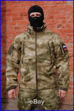Jacket OPERATIVNIK Soft Shell A-Tags FG (Garsing) by ANA