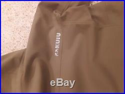Kuiu DCS Guide Soft Shell Jacket, Men's Size Medium, Tan