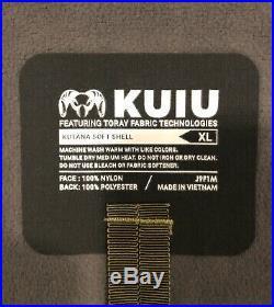 Kuiu Kutana Soft Shell Jacket XL Verde 2.0