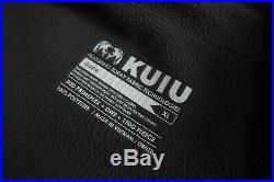 Kuiu Ultralight Hunting Camo Guide DCS Soft Shell Jacket XL Black