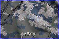 Kuiu Ultralight Hunting Camo Teton Soft Shell Jacket Large Verde 1.0