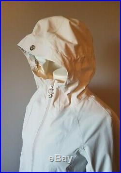 Lululemon Right As Rain Jacket Cashew Women's 6 Wind/Rain Resistant Lined