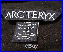 Medium Arcteryx LEAF Oldgen Bravo Polartec Fleece-lined Softshell Jacket in Croc