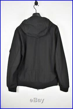 Men's New Season C. P. Company Hooded Soft Shell Jacket New with Tags 52 XL
