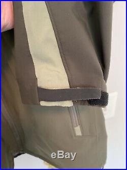 Mens Arcteryx Venta SV soft shell hooded jacket Gore WINDSTOPPER XL