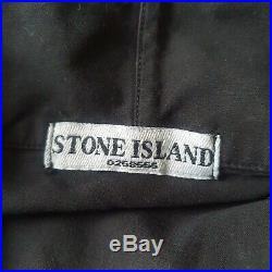 Mens Stone Island Retro Soft Shell R Jacket Size XL